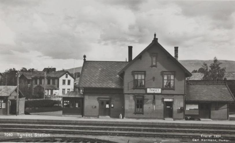 Tynset-stasjon